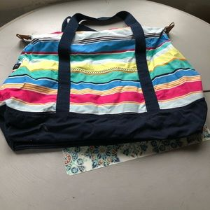 Thirty One Retro Metro Weekender Bag